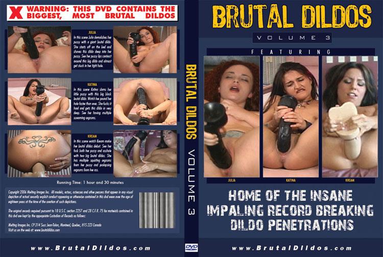 Brutal dildo dvd images 176